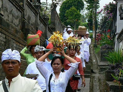 Bali travel: the ceremony