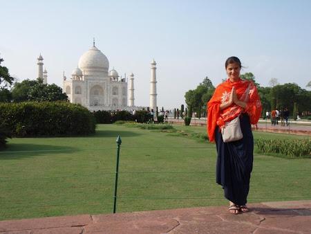 20.O cladire speciala si un moment Taj