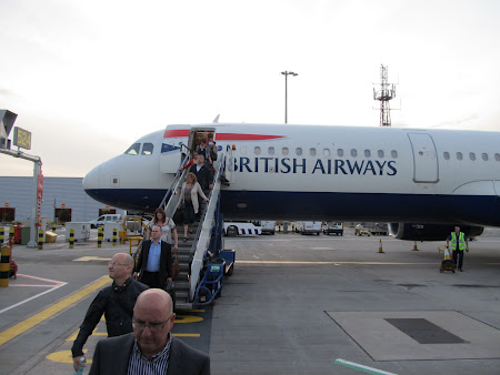 British Airways: Gatwick airport