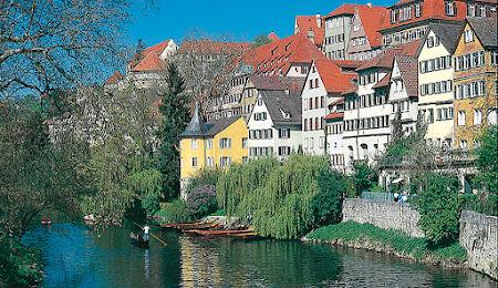 Carpatair Destinations   Stuttgart, The Vibrating City of