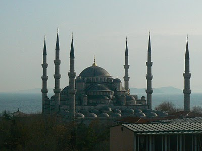 Sights of Turkey: St. Sophia Cathedral in Istanbul