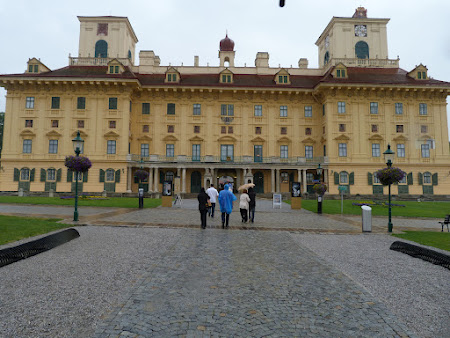 Burgerland: Eszterhazi Palace