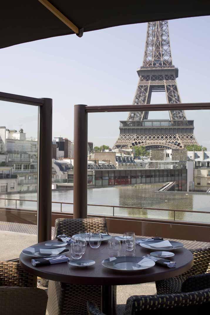 We 39 ll always have paris a unique weekend getaway - Restaurant les portes paris ...