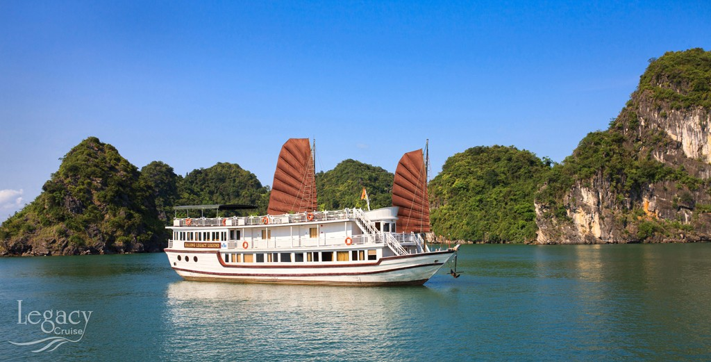 Amazing Halong Legacy Legend Cruise Package tours