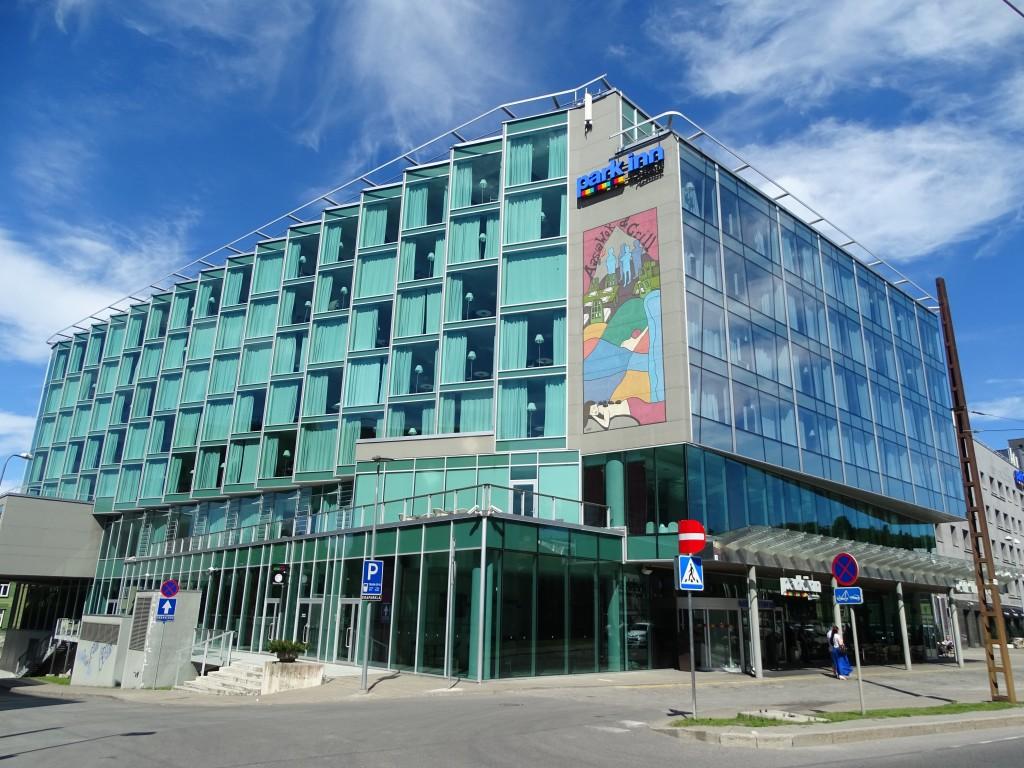 01. Park Inn by Radisson Meriton Tallinn
