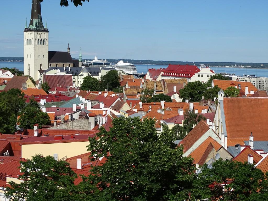 10. Tallinn panorama