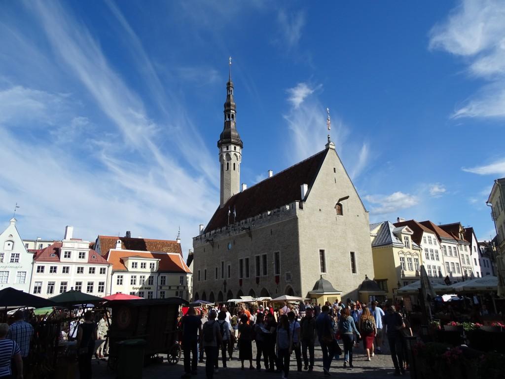 12. Main square