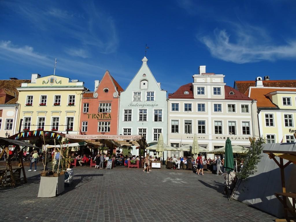 13. Main Square - Tallinn