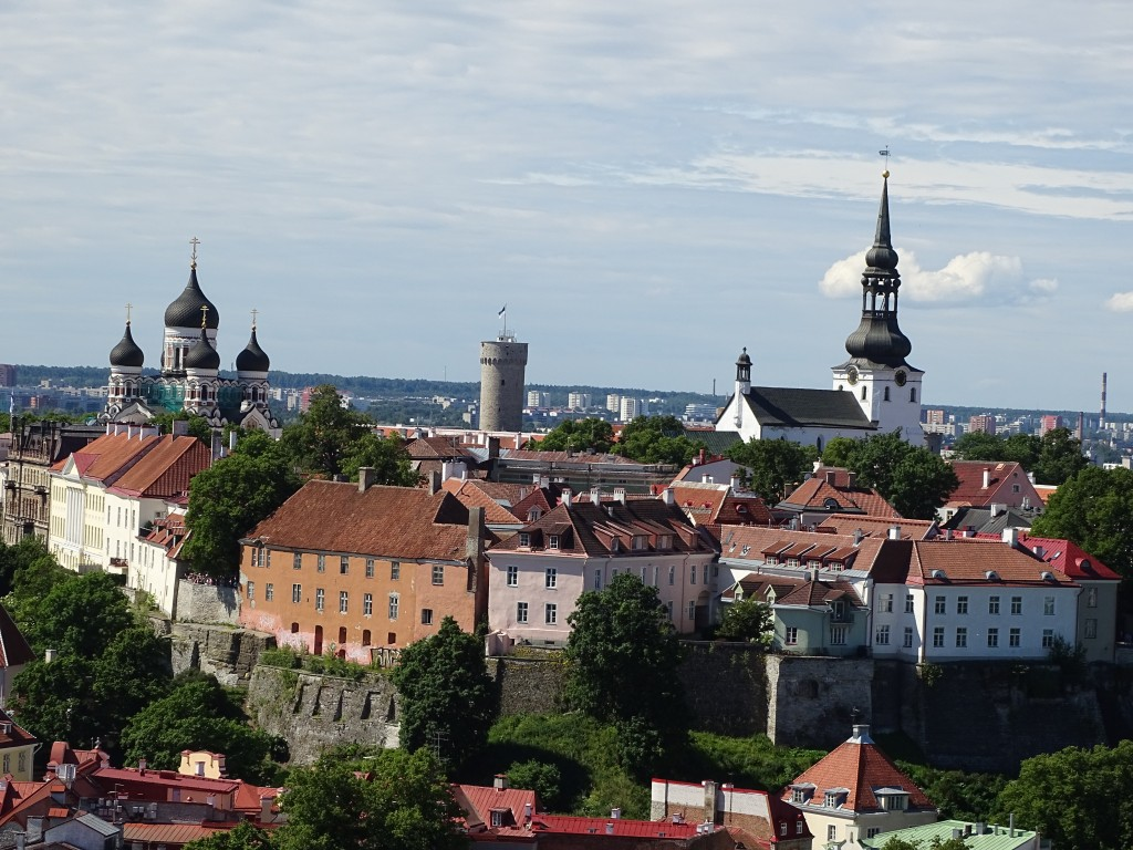 The unknown gem of Eastern Europe: Tallinn