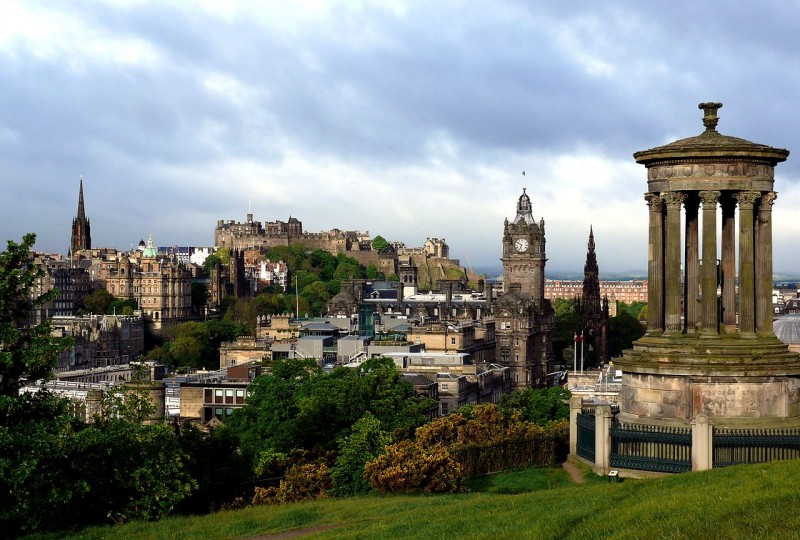 5 Things To Do In Edinburgh Scotland