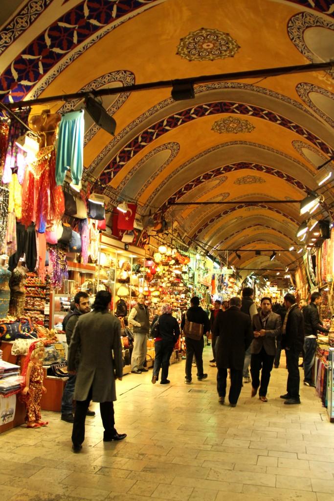 04. Istanbul Bazaar