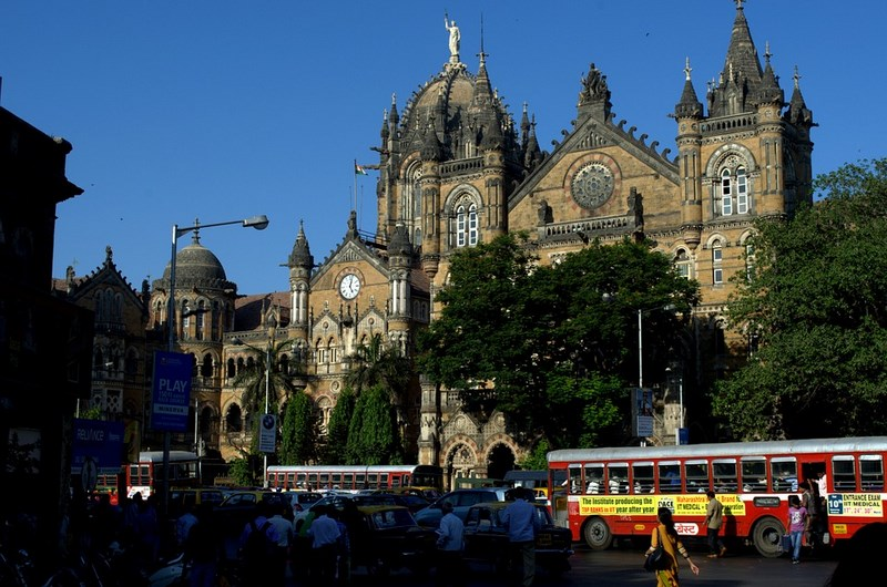 02. Victoria station - Mumbai (Copy)