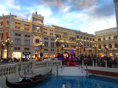 Macau, China: The Vegas of Asia