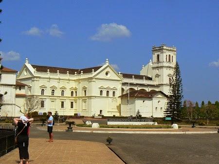 46. Catedrala in Old Goa